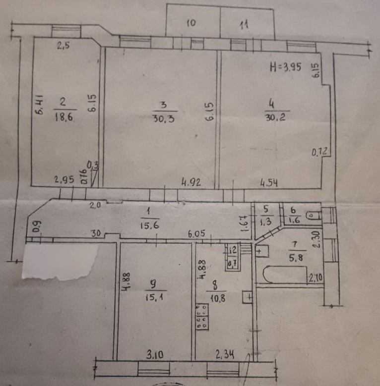 продажа коммунальной квартиры номер A-149648 в Приморском районе, фото номер 10